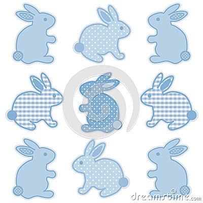 Baby Easter Bunnies