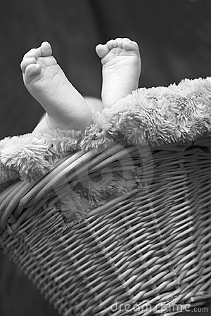 Free Baby Feet Stock Photography - 1170492