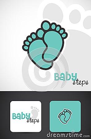 Baby foot logo