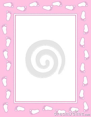 Free Baby Footprint Royalty Free Stock Photos - 17150128