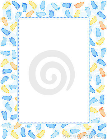 Free Baby Footprint Stock Images - 17257284