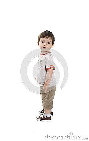 Baby Full Body Stock Photos Image 3378423