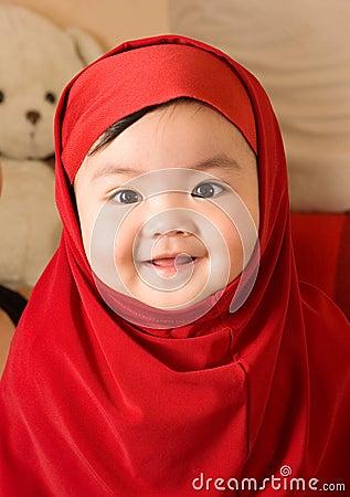Free Baby Girl Stock Photo - 15490170