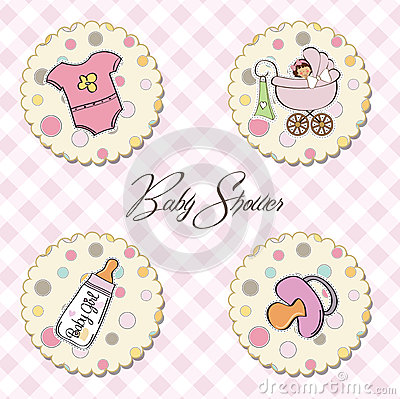 baby girl items set