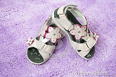 Baby girl s sandals