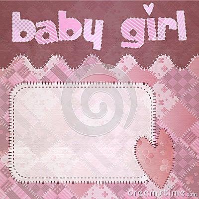 Baby girl shower newborn