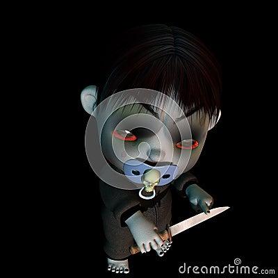 Baby - Goth Psycho