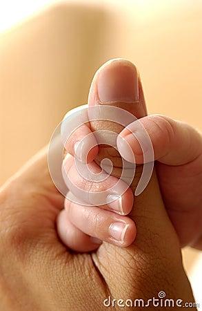 Baby hand4