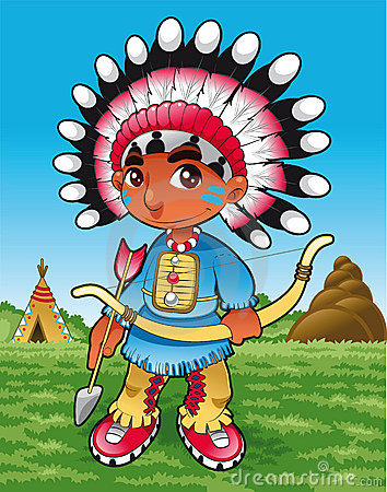 Baby Indian Boy