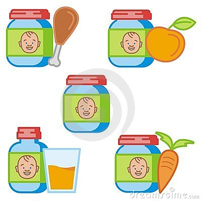Baby and Kids  Icon Series
