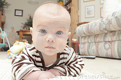 Baby Milestones: Crawling