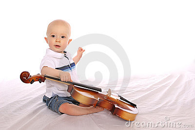Baby Musician one