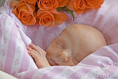 baby newborn sleeping
