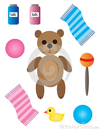 Baby and Nursery Items