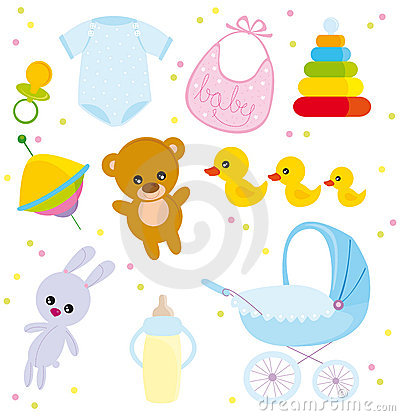 Free Baby Objects Stock Image - 5603911