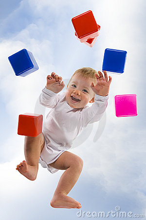 Free Baby On All Fours Stock Photo - 5029380