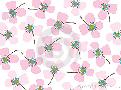 Baby pink daisies