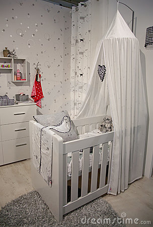 Free Baby Room Stock Photography - 16373932