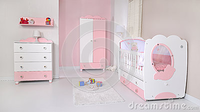 Baby Room Royalty Free Stock Photos - Image: 28549188
