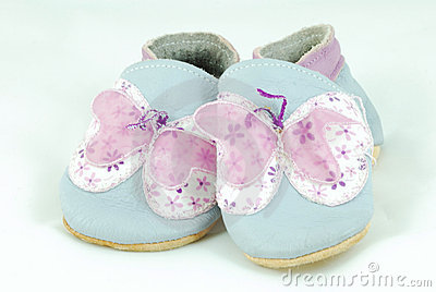 Baby s first shoes