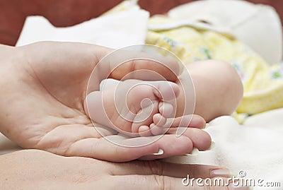 Baby s foot