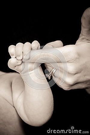 Baby s Grip