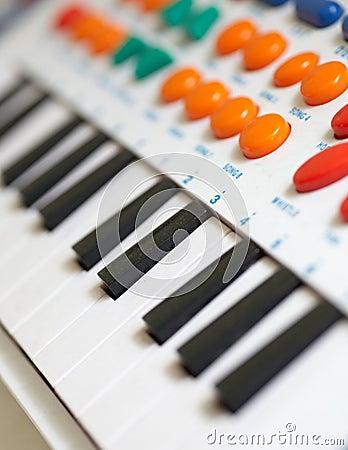 Free Baby S Piano Stock Photo - 9588180