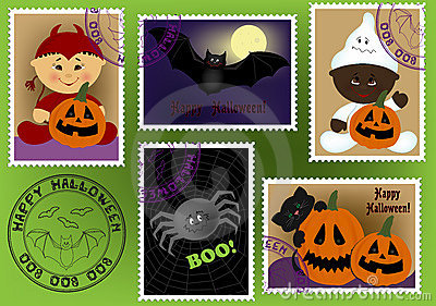 Baby s postage marks and stamps