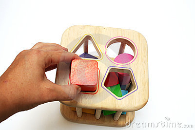 Baby shape puzzle toy