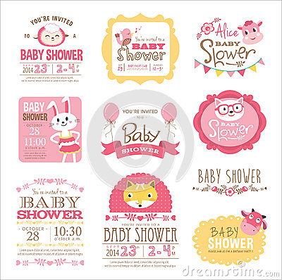 Free Baby Shower Stock Photos - 42816183