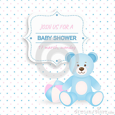 Free Baby Shower Card Stock Images - 72869884