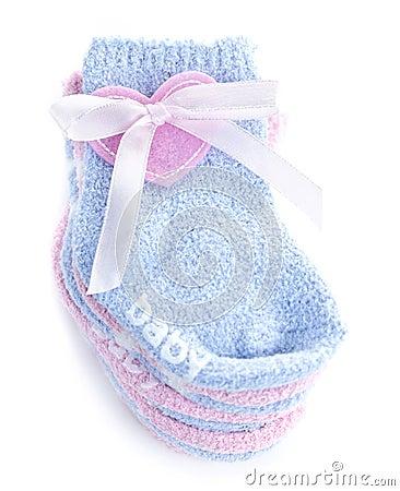 Baby socks gift