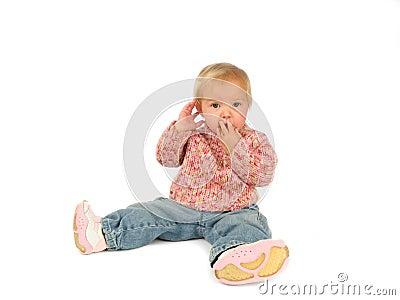 Baby - speak no evil, hear no evil