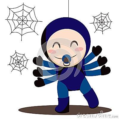 Baby Spider