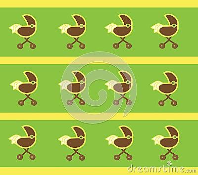 Baby Stroller Background