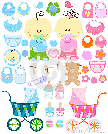 Free Baby Stuff Stock Photos - 13369903
