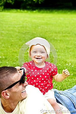 Baby In Sunglasses