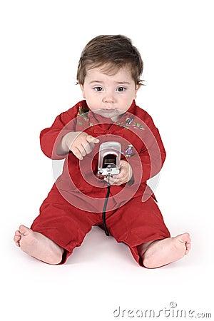 Baby Talking mobile phone