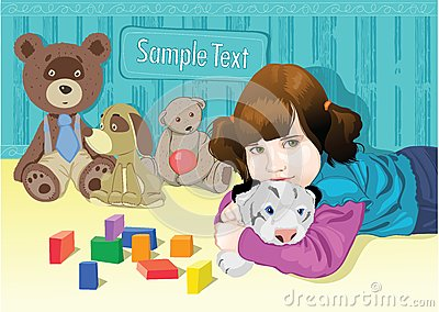 Baby toys play