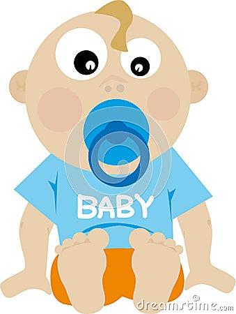 Baby (vector)