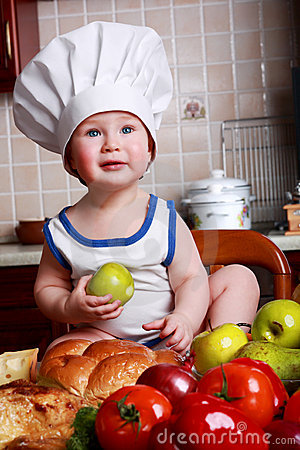 Babys nutrition