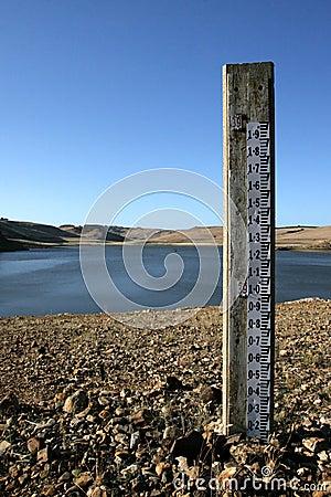 Free Bacchus Marsh Measurement Post Royalty Free Stock Photo - 2189945