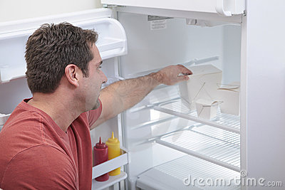 Bachelor's fridge