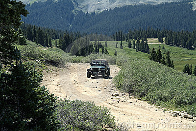 Back Country Roadway