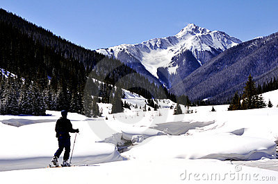 Back Country Ski Touring