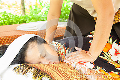 Back Massage Spa