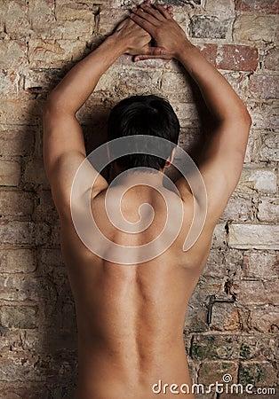 Free Back Of Man Stock Photo - 19511070