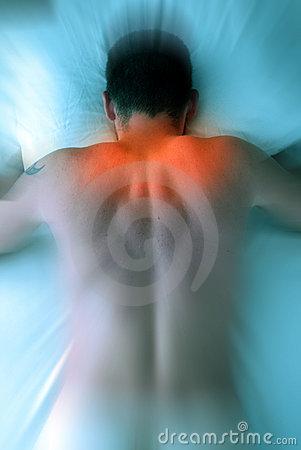 Free Back Pain Royalty Free Stock Photo - 14112345