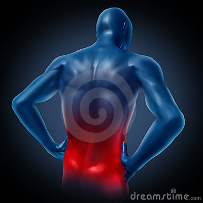 Free Back Pain Stock Photos - 20973993