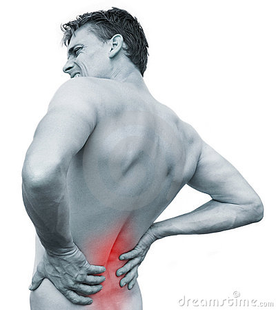 Free Back Pain Stock Photos - 21078013